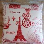 French Country Pillow, Par..