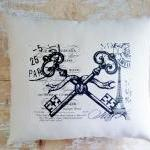 Paris Pillow, Skeleton Key..